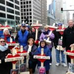 Holy Family Community joins March Against Violence in Chicago